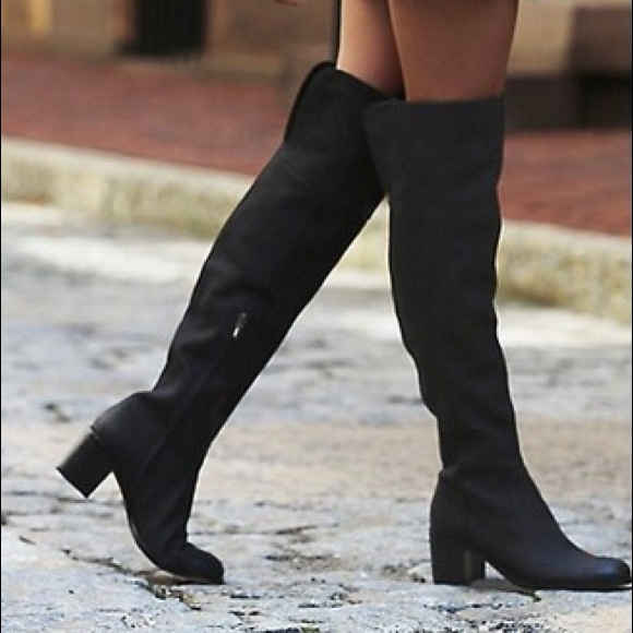 74f3997758e Sam Edelman Joplin over the knee boot- worn once! M 5ab18fb472ea88b04ee3d58c